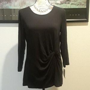 Alfani Black Shirt